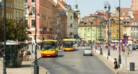Kolejny remont Krakowskiego Przedmieścia