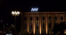 Nowy warszawski neon