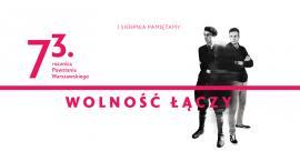 Obchody rocznicy Powstania Warszawskiego [PROGRAM]