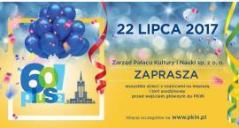 Urodziny Pałacu Kultury [PROGRAM]
