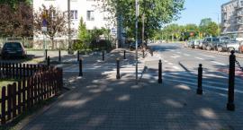 Koniec z dzikim parkowaniem na skrzyżowaniu Krasińskiego z Toeplitza. Są zmiany!