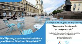 Posłuchajmy o historii Warszawy. Już dzisiaj na Nowym Świecie!