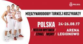 Wygraj bilety na Międzynarodowy Turniej Koszykówki [KONKURS]