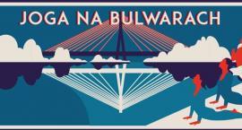 Joga na Bulwarach Wiślanych