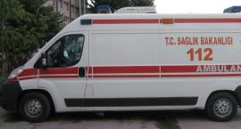 Z wakacji w Turcji mieli wracać do Warszawy. Wypadek autokaru w drodze na lotnisko