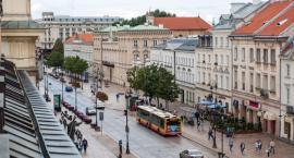 Zmiany w komunikacji na Krakowskim Przedmieściu i Nowym Świecie
