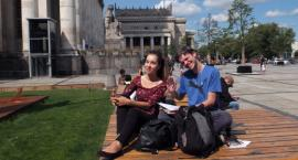 Ludzie PKiN: Beata i Marcin