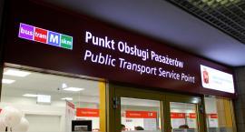 Punkt Obsługi Pasażerów na stacji Centrum otwarty po remoncie. Zmieniło się sporo