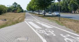 Budowa nowej drogi rowerowej na Połczyńskiej coraz bliżej
