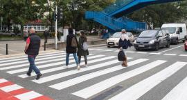 W końcu jest! Przejście dla pieszych na Czerniakowskiej otwarte!