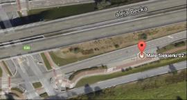 Tragiczny wypadek na zjeździe z Trasy Siekierkowskiej. Zginęła kobieta
