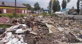 Wielkie gruzowisko przy Kraśnickiej w końcu uprzątnięte