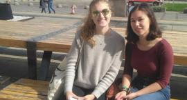 Zoe i Nina przyjechały do Warszawy z Belgii
