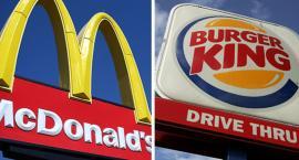 Burger King znów zażartował z McDonalda