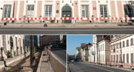 Nowe oblicze ul. Miodowej. Sporo się zmienia
