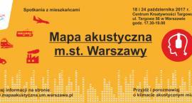 Mapa akustyczna Warszawy. Co to takiego?