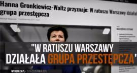 PO dyskutuje o samorządzie. PiS pyta o afery pod rządami Gronkiewicz Waltz