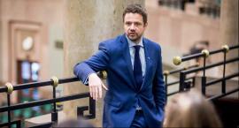 Grzegorz Schetyna namaścił Rafała Trzaskowskiego jako kandydata na prezydenta Warszawy