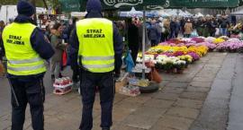 Niemal 2 tys. interwencji i tysiąc mandatów - straż miejska podsumowała akcję Znicz
