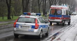 12-latka potrącona przez samochód trafiła do szpitala