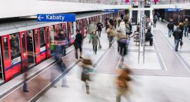 Poznaj najbardziej zatłoczone stacje warszawskiego metra