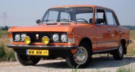 Wyjątkowa wystawa przed PKiN w 50 rocznicę produkcji Fiata 125p