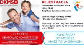 W Polsce co godzinę pada diagnoza: białaczka....W poniedziałek wielka akcja rejestracji dawców szpik