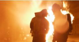 Pożar pod Warszawą. Jedna ofiara śmiertelna