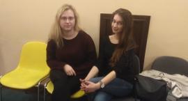 Studentki Collegium Civitas - Wiktoria i Agata