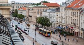 Zamknięte Krakowskie Przedmieście