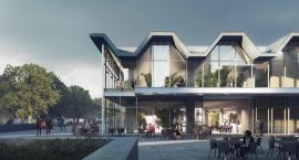 Pawilon Emilia stanie na skraju parku Świętokrzyskiego. Drugie życie ikony modernizmu [WIZUALIZACJE]