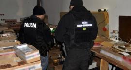 9 tys. sztuk podrobionych perfum o rynkowej wartości ponad 1 mln 300 tys zł w rękach policji