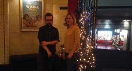 Klara i Michał opowiadają o Świętach i Sylwestrze w Kinotece