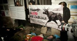 Nie dla Rzeczypospolitej Myśliwskiej! Protest na Nowym Świecie [ZDJĘCIA]