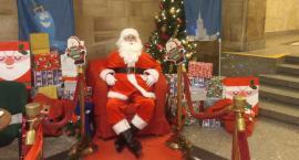 Święty Mikołaj w Pałacu Kultury i Nauki
