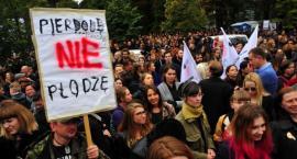 Czarna Środa na ulicach Warszawy