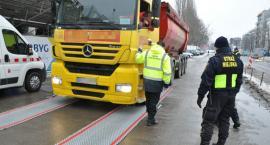Kontrole ciężarówek na Odolanach. Straż miejska przyjrzy się też parkowaniu...