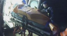 Wyciągnęli 53-latka z lodowatej wody Kanału Bródnowskiego...