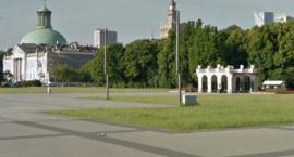 Plac Piłsudskiego w rękach wojewody?