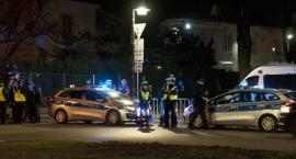 Zamknięte ulice przy ambasadzie Izraela