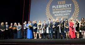 Plebiscyt na Najlepszych Sportowców Roku Warszawy rozstrzygnięty! [ZDJĘCIA]