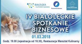 IV Białołęckie Spotkanie Biznesowe już 1 marca. Rezerwujcie czas, bo warto