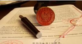 Czy akty notarialne dysponujące mieniem miasta są legalne?