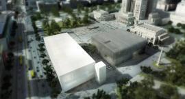 Muzeum Sztuki Nowoczesnej przy PKiN już 2021 roku