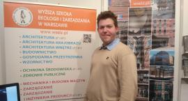 Marzell - student Wyższej Szkoły Ekologii i Zarządzania