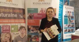 Pani Katarzyna - uczestniczka Targów Perspektywy 2018
