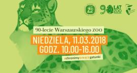 90. jubileusz warszawskiego ZOO. Zaczynamy w niedzielę!