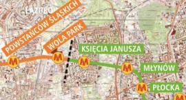 Dwie firmy chcą budować końcowy odcinek II linii metra na Bemowie