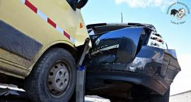 Wczorajsze zderzenie 5 aut na S8 w obiektywie [ZDJĘCIA]
