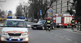 BMW kontra tramwaj